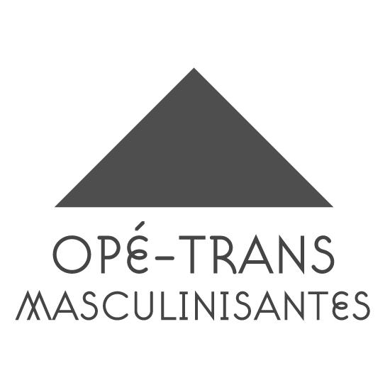 PDF de la brochure opé trans masculinisantes, en noir et blanc